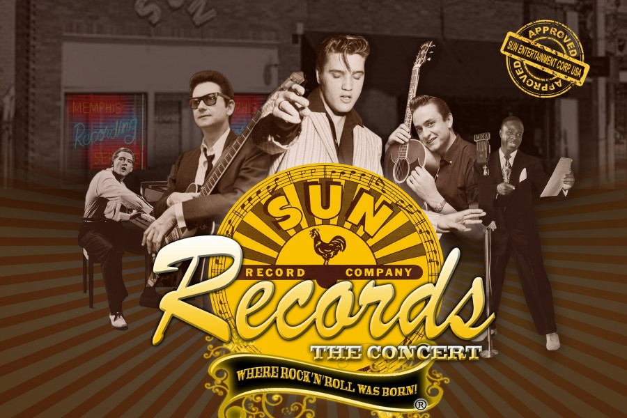Sun Records – The Concert  Where Rock & Roll was born