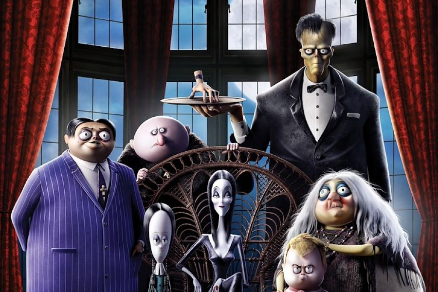 The Addams Family (3D NL)